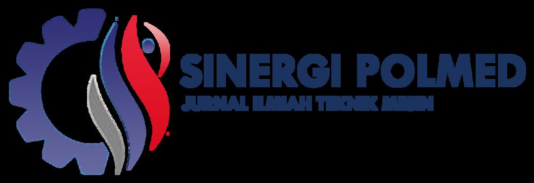 Logo Sinergi Polmed: Jurnal Ilmiah Teknik Mesin
